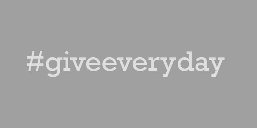 I GIVE - 365give