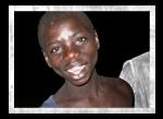 One street kid now saved in Lira Uganda