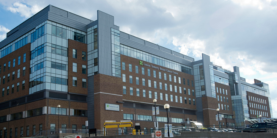 Early Detection Centre at Sunnybrook Hospital - 365give