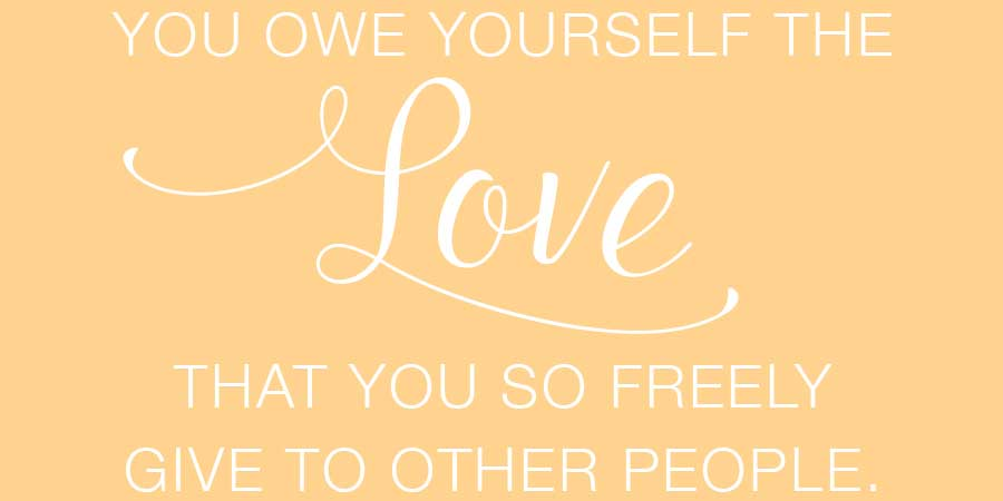 Give to Yourself - 365give