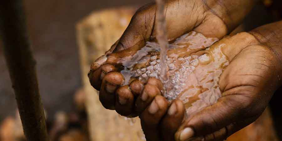 Give Water With A Click - 365give