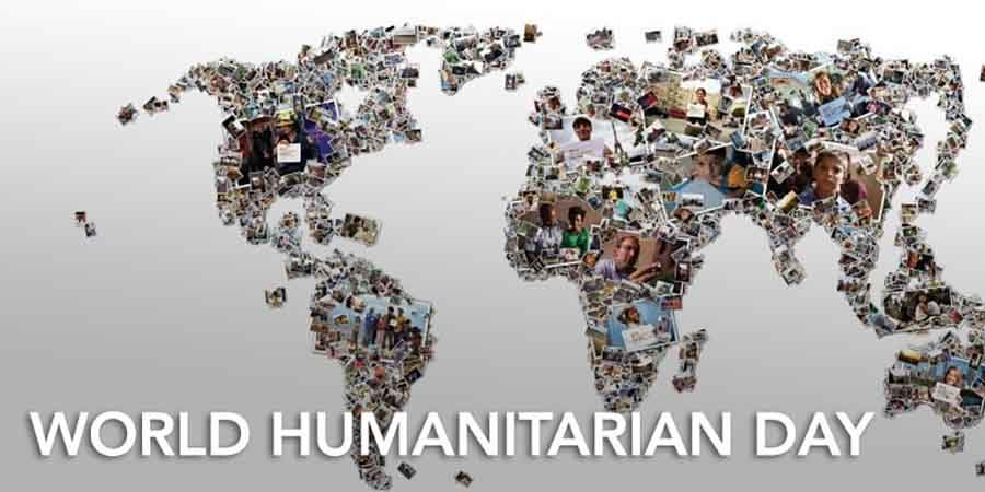 World Humanitarian Day - 365give