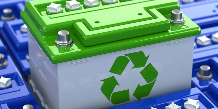 Recycle a Battery - 365give