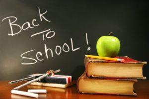 Schools Back for Kids