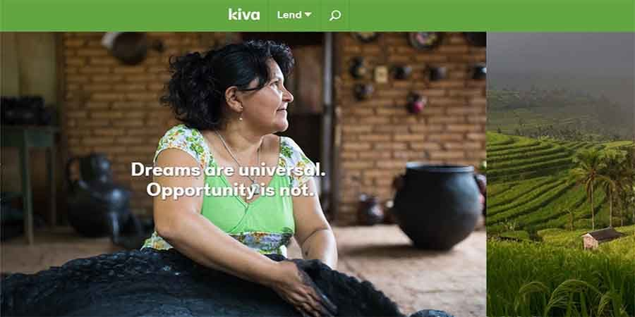Who is Kiva - 365give