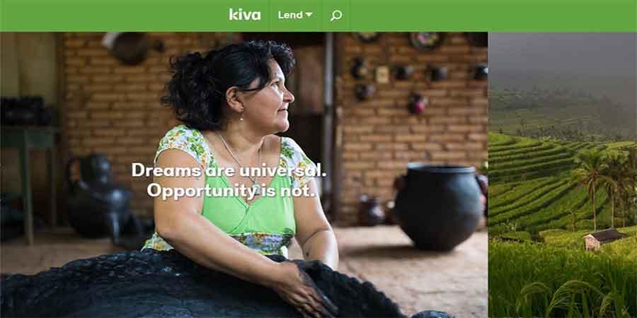 Who is Kiva - 365give