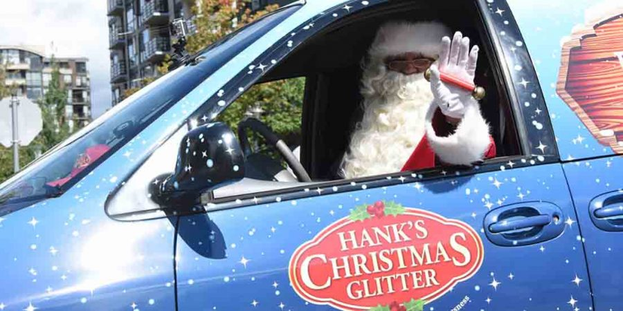 one can at a time at Hank's Christmas Glitter