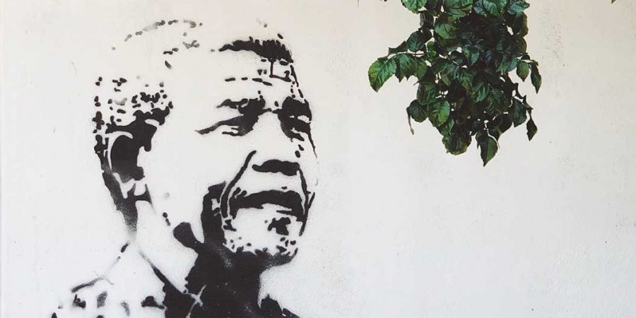 Nelson Mandela and giving everyday