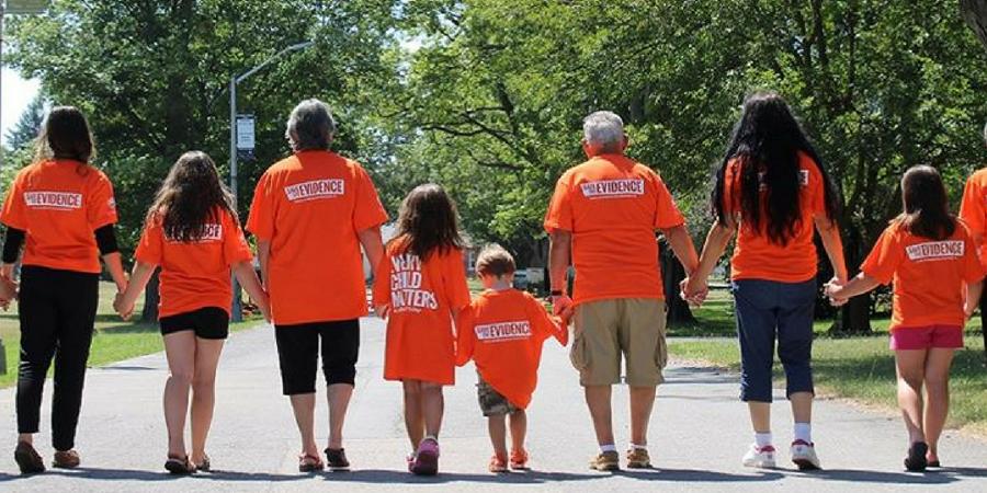 #OrangeShirtDay