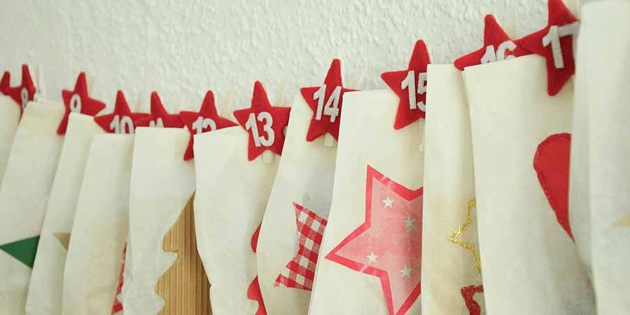 Reverse Advent Calendar Ideas