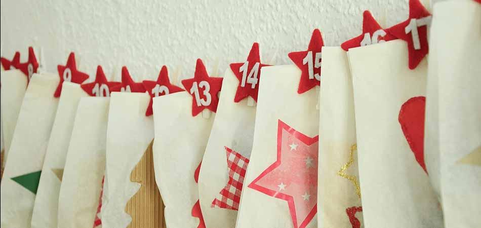 Reverse Advent Calendar Ideas