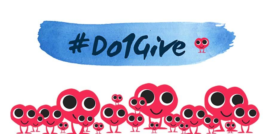 #Do1Give Day