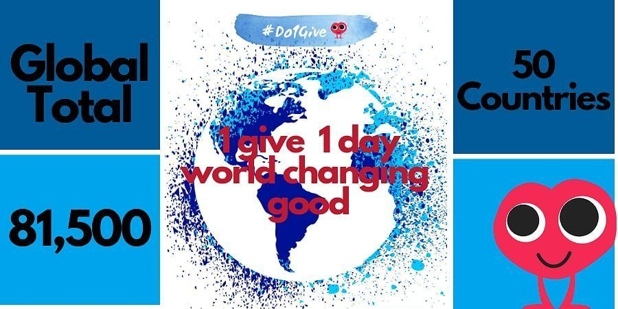 #Do1Give Day 2019