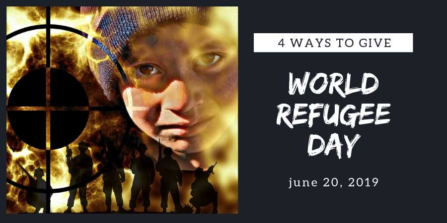 World Refugee Day June 20th
