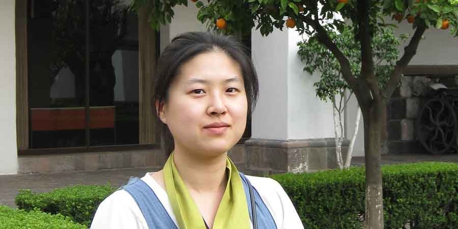 Theresa Kim Volunteer