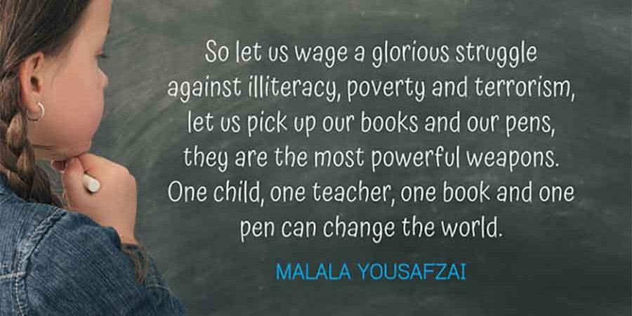 Honour Malala