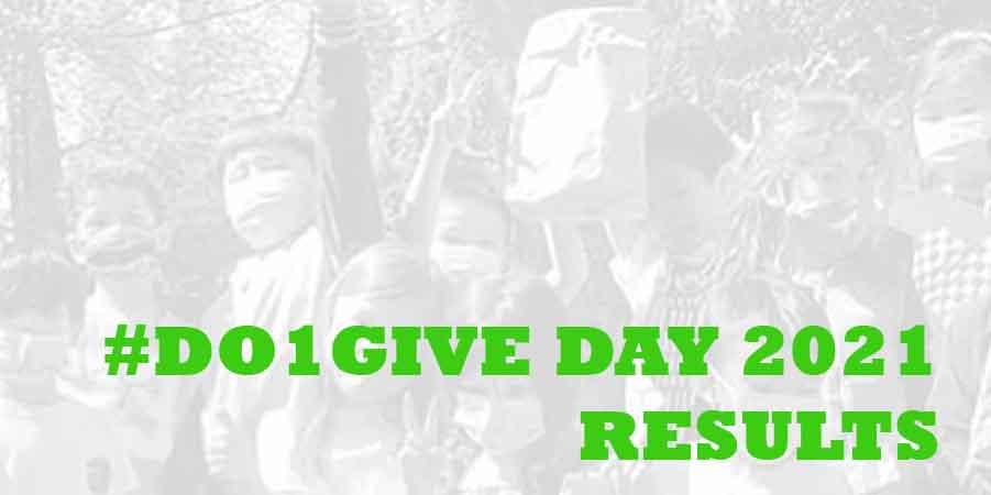 #Do1Give Day 2021 - 365give